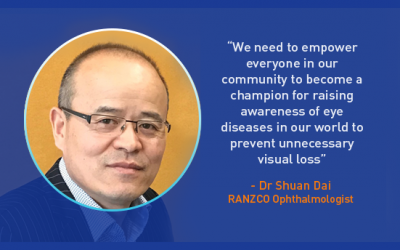 Interview with Ophthalmologist Dr Shuan Dai