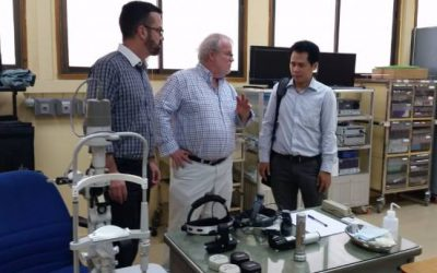 An OSCE Successfully Trialled At The University Of Health Sciences In Phnom-Penh