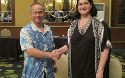 RANZCO And The Indonesian College Of Ophthalmology Sign A Memorandum Of Understanding.