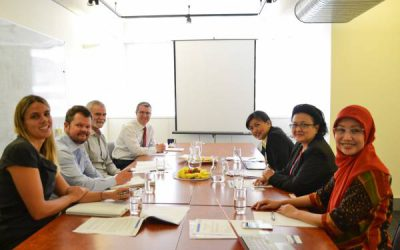 RANZCO – Welcomes Indonesian Examiners To Sydney