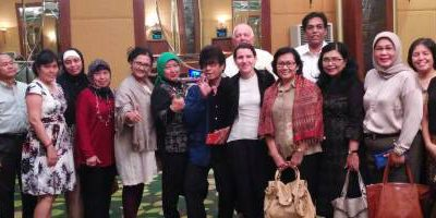 RANZCO Fellows Weighing In as External Examiners in Indonesia
