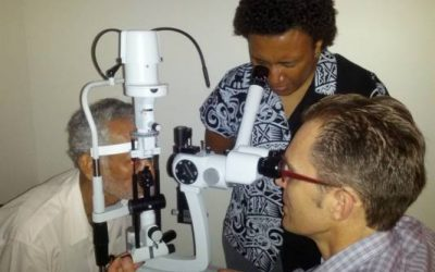 RANZCO Teaching Visit – Pacific Eye Institute, Fiji